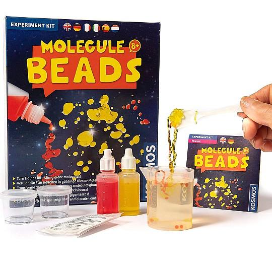 Diviértete jugando con los más pequeños mientras aprenden sobre moléculas y su estructura
