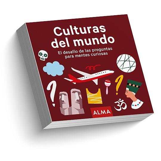 Un libro de cultura general para aprender sobre los distintos países