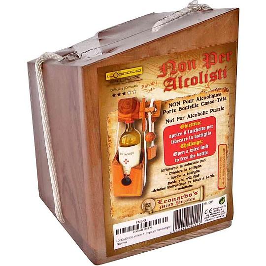 Un rompecabezas para fastidiar a los más amantes del vino