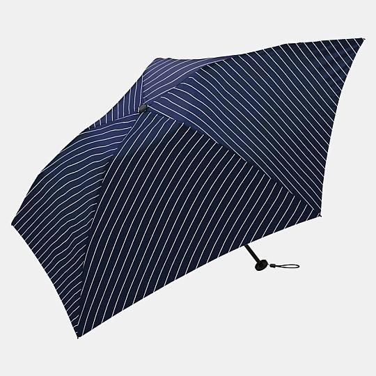 Un paraguas plegable resistente y super ligero disponible en 3 estampados