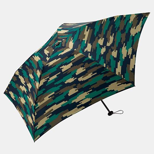 Es útil para el sol y la lluvia, y sus colores oscuros protegen de más del 90% de los rayos UV