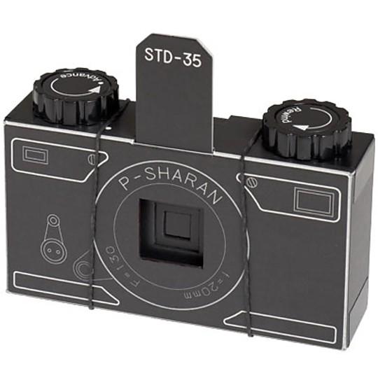 Construye una cámara estenopeica de cartón fácilmente.