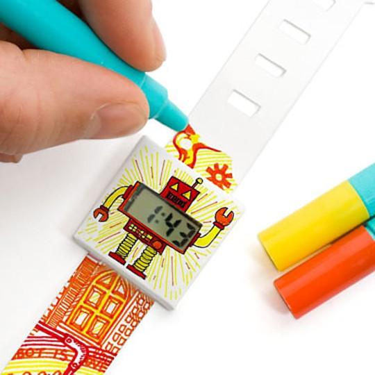 Dibuja, escribe, colorea,... ¡puedes hacer lo que quieras!