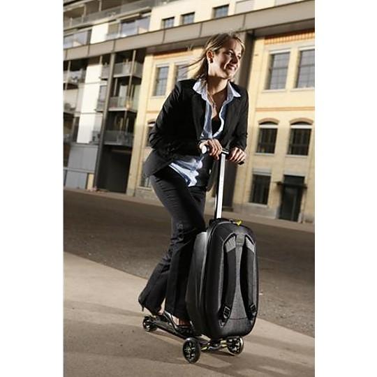 No perderás ningún avión gracias a la Micro Luggage
