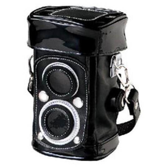 El bolso en color negro