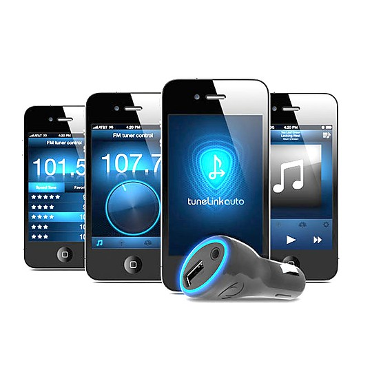 Compatible with iPhone, iPod touch and iPad