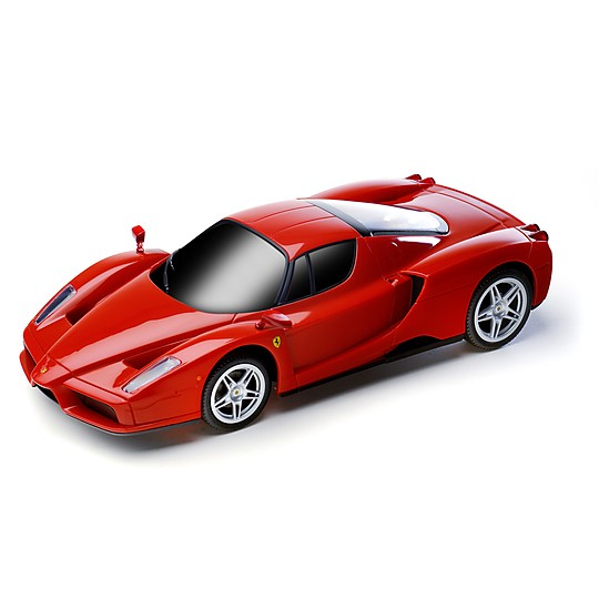 Un Ferrari Enzo a escala 1:50