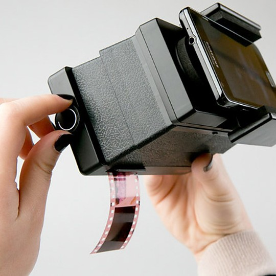 Para negativos de 35 mm