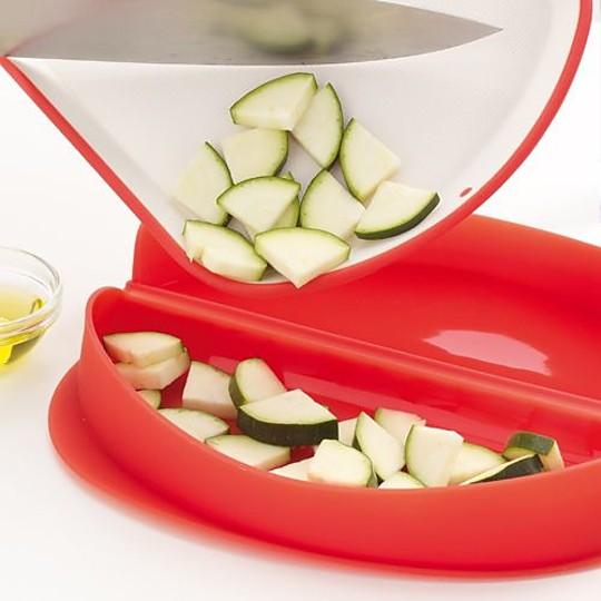 Recipiente para hacer tortillas en el microondas - Como cocinar al vapor en microondas ...
