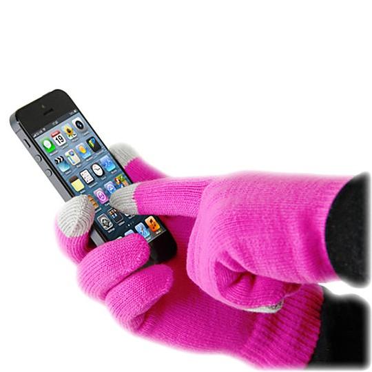 Unos guantes para pantallas táctiles que irán con tu estilo