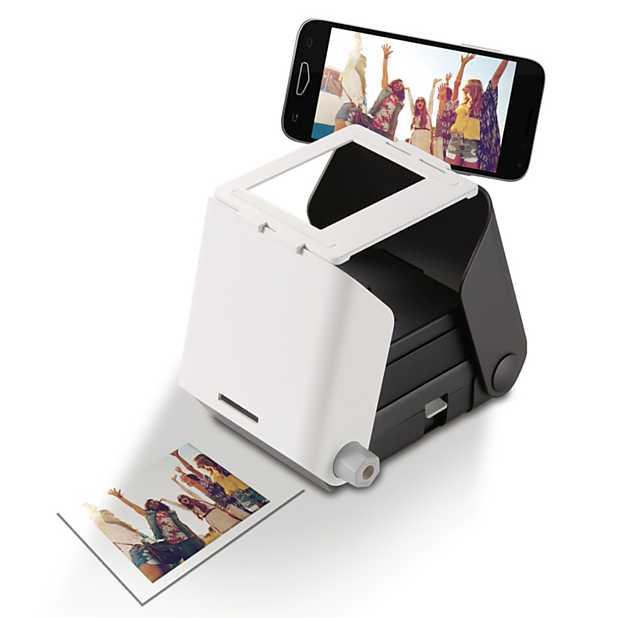 Kiipix La Impresora De Fotos Instantáneas Para El Smartphone Curiosite