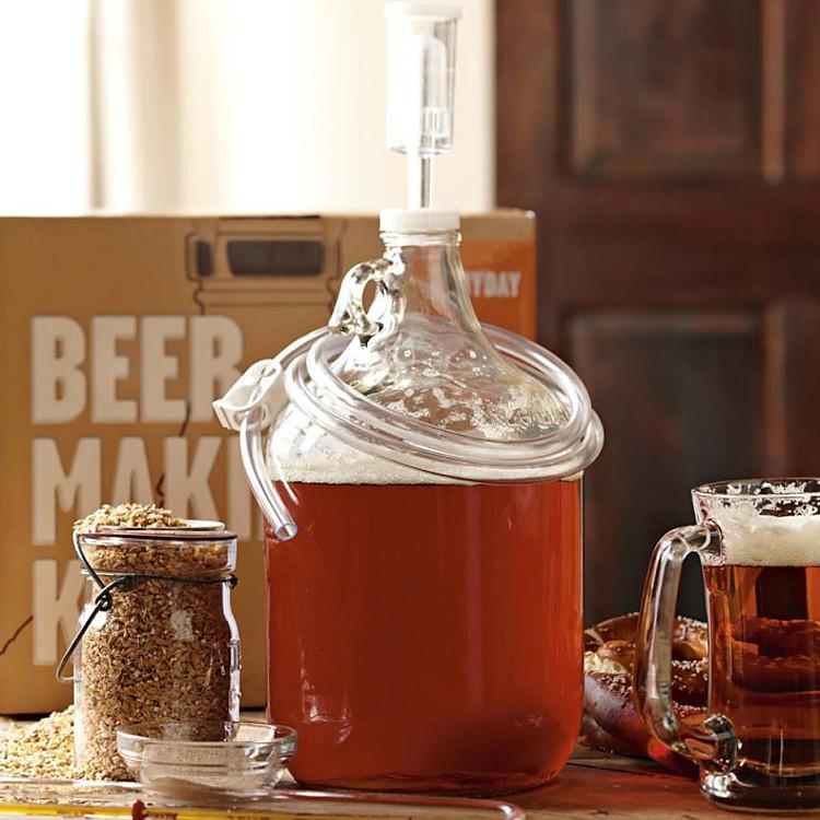 Kit para preparar cerveza en casa tipo everyday ipa for Casa regalo
