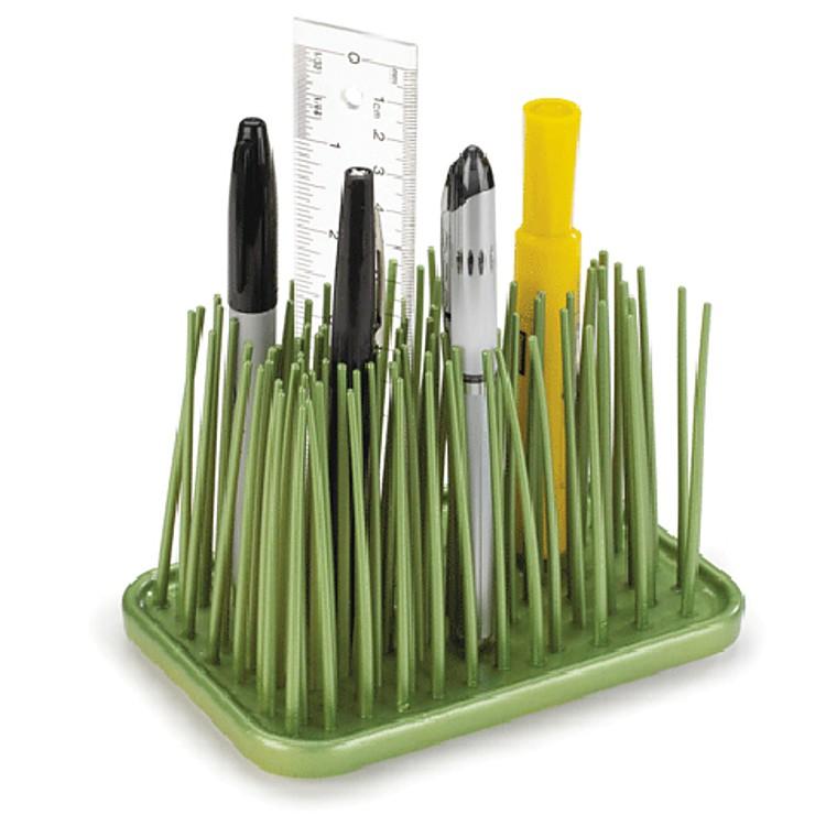 Organizador de escritorio hierba - Organizador de escritorio ...