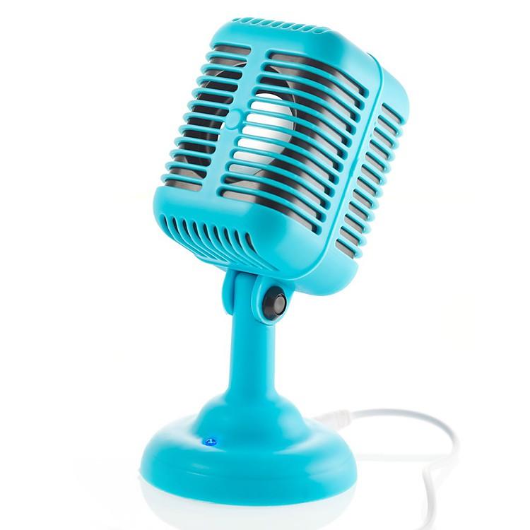 Altavoz Con Forma De Microfono Retro