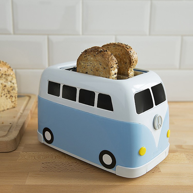 Tostadora furgoneta hippie - Tostadora diseno ...