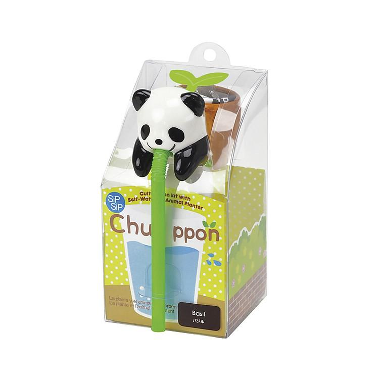 Maceta con autorriego panda chuppon - Macetas con autorriego ...