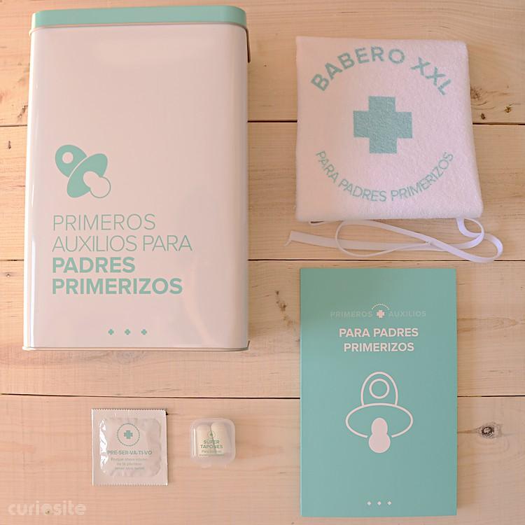 Kit De Primeros Auxilios Para Padres Primerizos