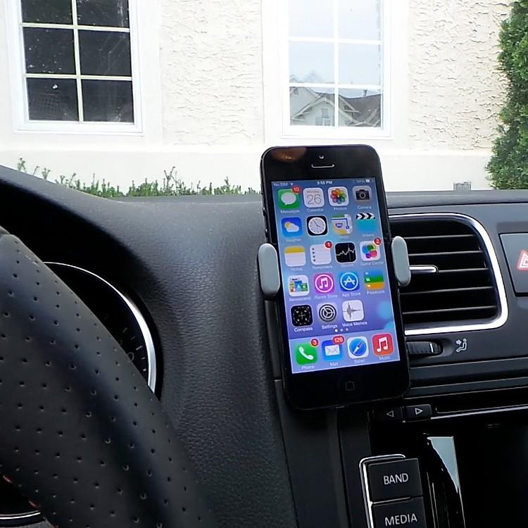 Soporte para smartphone para el coche airframe for Accesorios smartphone