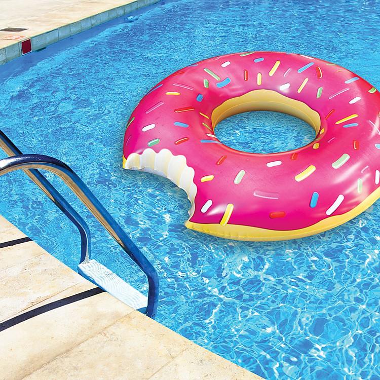 Flotador gigante donut - Flotadores gigantes ...