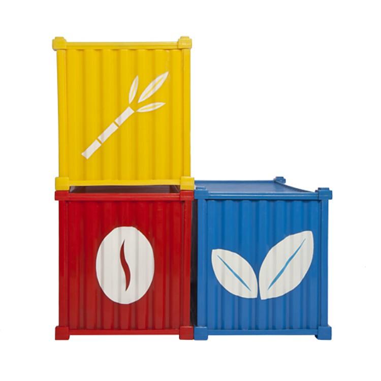 Cajas de almacenaje de cocina kitchen cargo - Cajas para cocina ...
