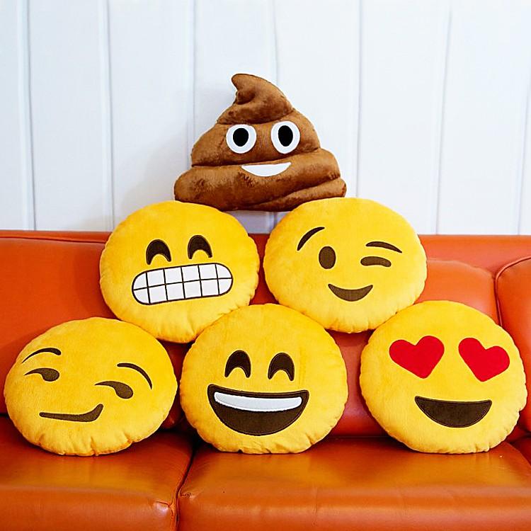 Cojines Emoji