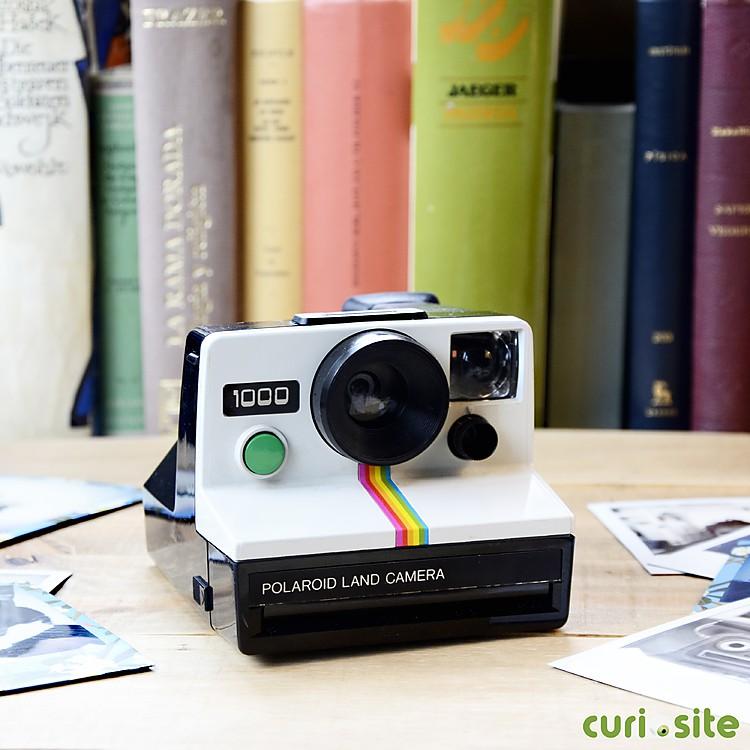 ceb64e0f0e La Polaroid 1000: un mito de la fotografía instantánea