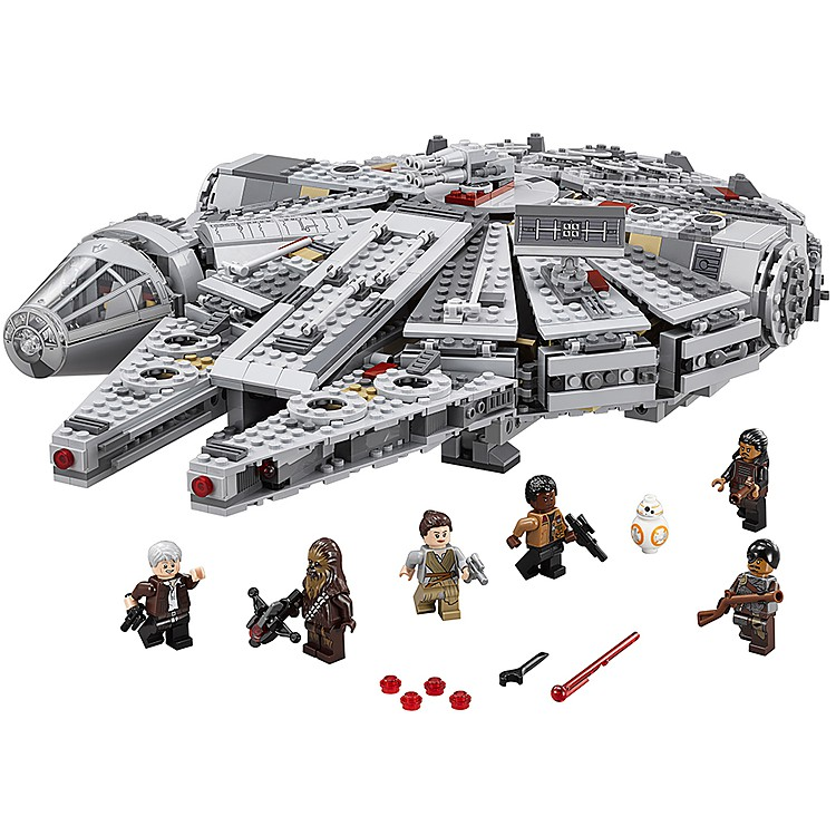 Fotos de naves de lego star wars