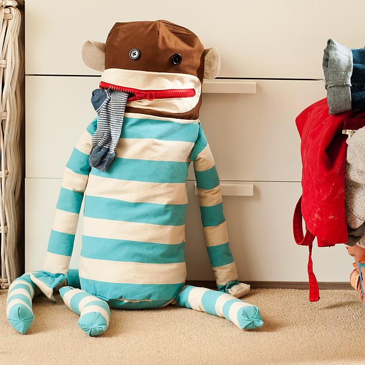 Mono bolsa para ropa sucia - Cestos para ropa sucia originales ...