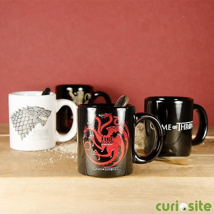 Tazas espresso juego de tronos for Tazas para cafe espresso