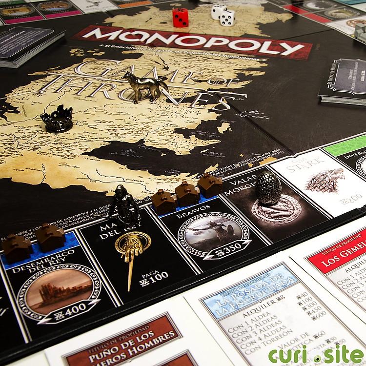 Monopoly Juego de Tronos en Espaol