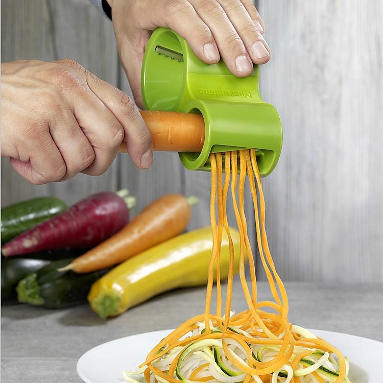 Cortador de verduras en espiral - Utensilios cocina originales ...