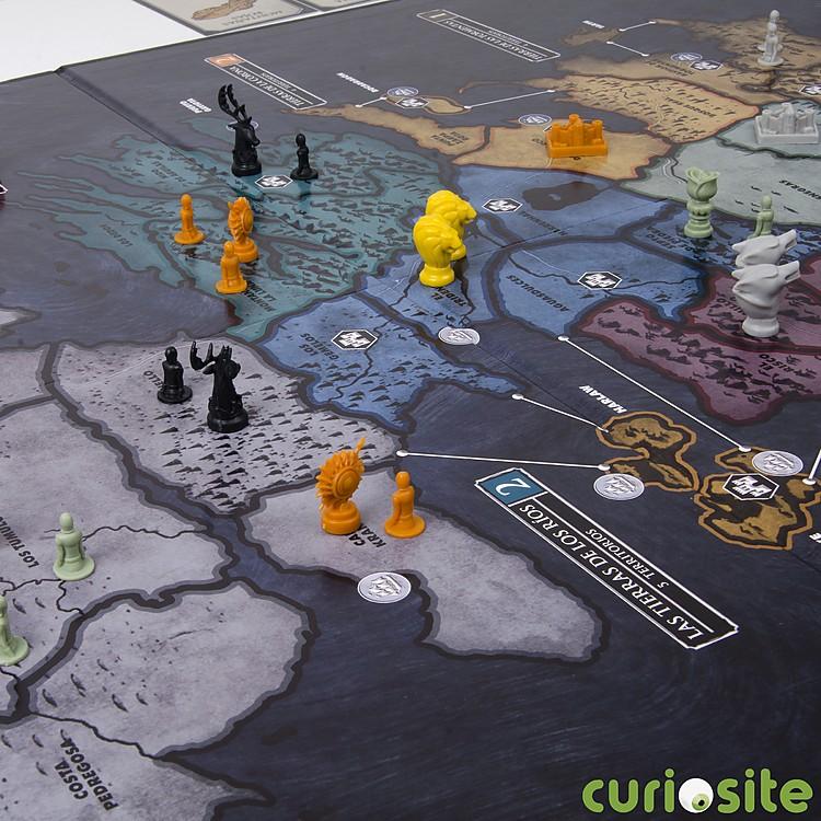 Risk Juego de Tronos Edicin Batalla