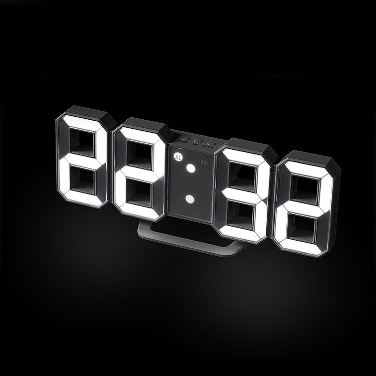 64775a49ba13 Reloj despertador digital con números gigantes
