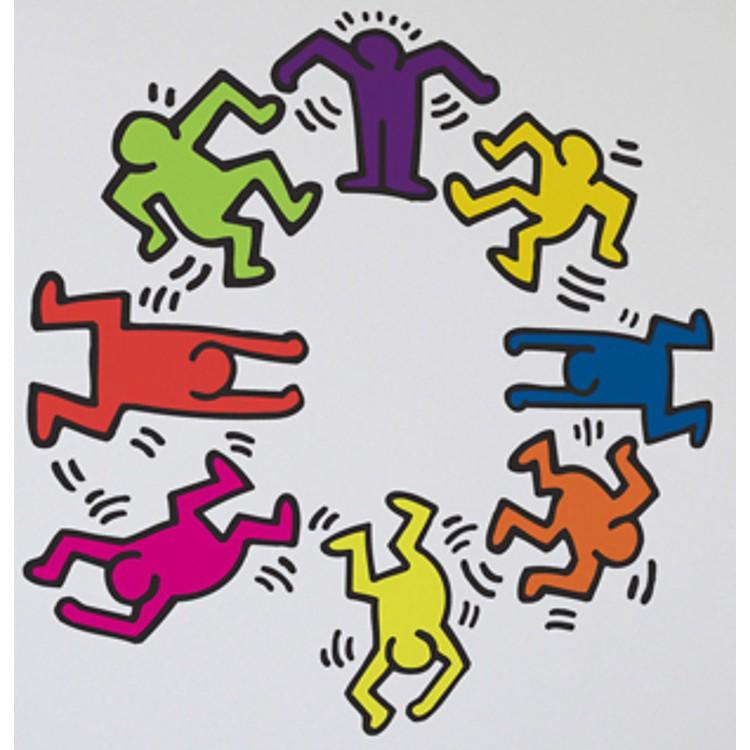 Vinilos Adhesivos Keith Haring