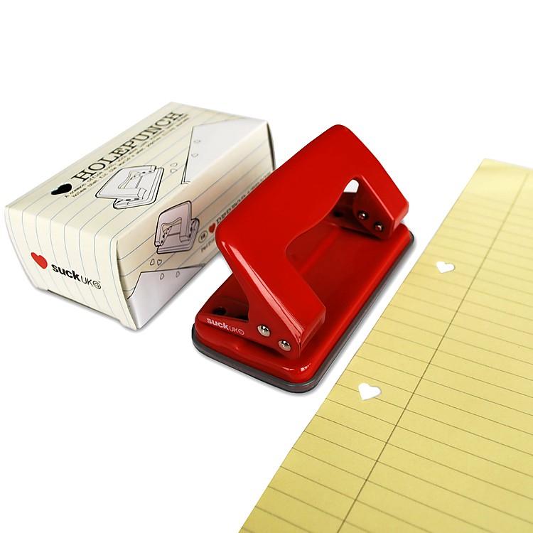 Perforadora que hace agujeros con forma de coraz n for Oficina qualitas auto madrid
