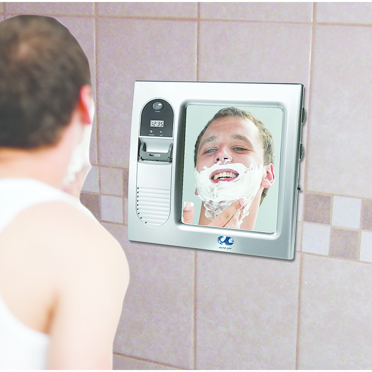 espejo para ducha shower mirror
