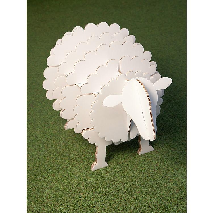 Estanter a de oveja peque a teeny de stange design - Como hacer una oveja ...