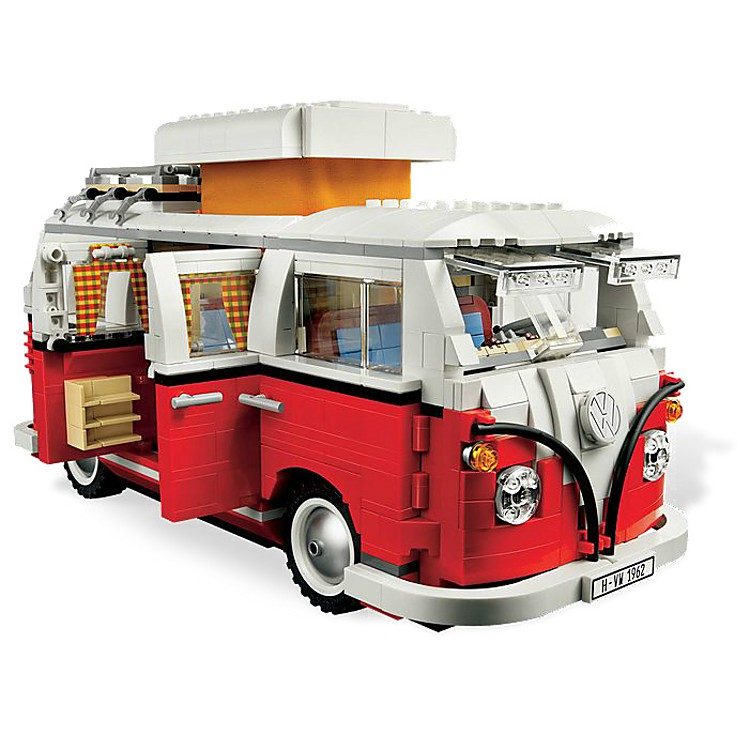 volkswagen t1 camper van de lego. Black Bedroom Furniture Sets. Home Design Ideas