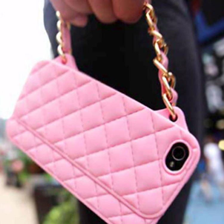 60507c6cf20 Funda Bolso Chanel para el iPhone