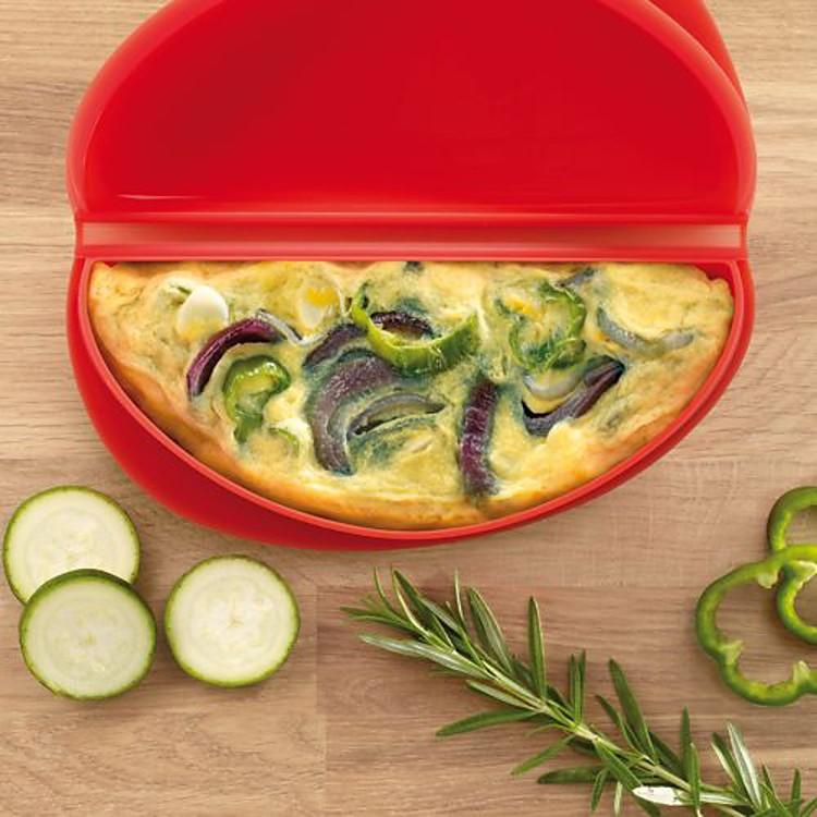 Recipiente para hacer tortillas en el microondas - Tortilla en el microondas ...