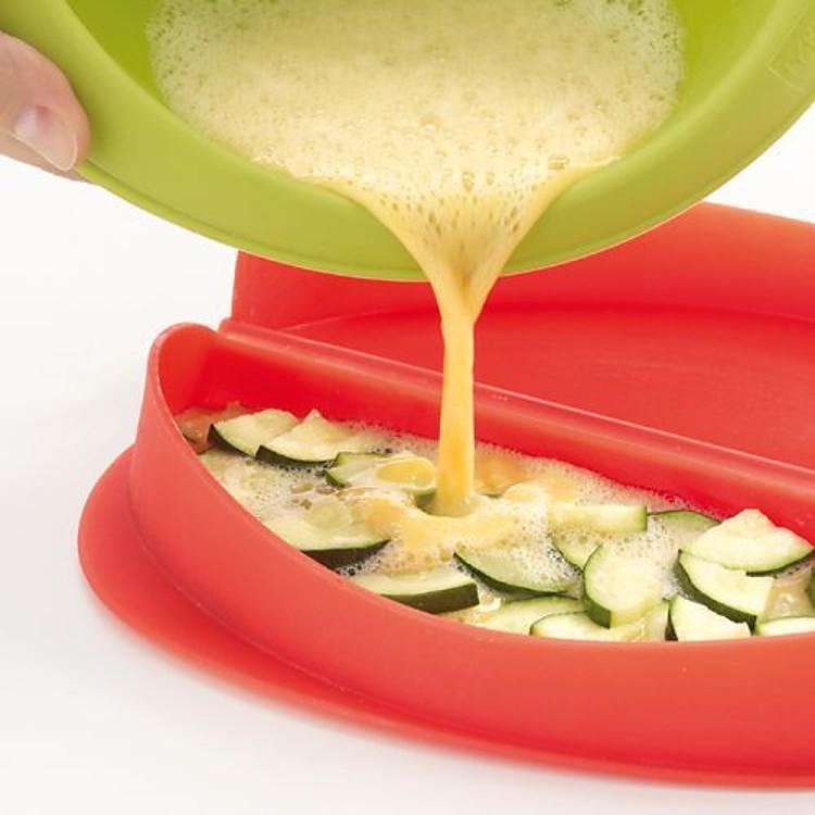 Recipiente para hacer tortillas en el microondas - Hacer pasta en el microondas ...