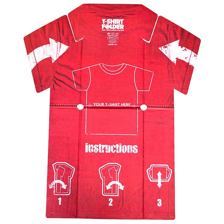 Doblador de camisetas t shirt folder - Truco para doblar camisetas ...