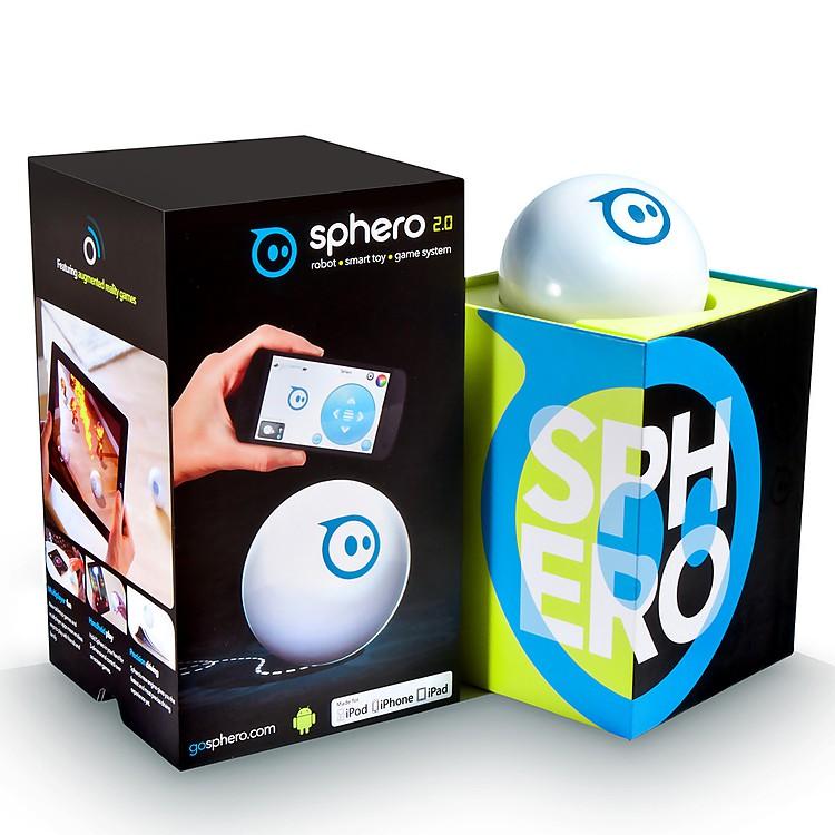 Sphero 2 0 bola rob tica for Un aggiunta di un box auto