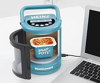 Beanzawave will be the smallest microwave in the world