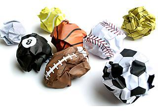 Elige tu deporte de oficina: tenis, billar, fútbol, baloncesto...