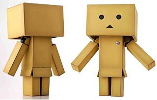 A copy of Danbo