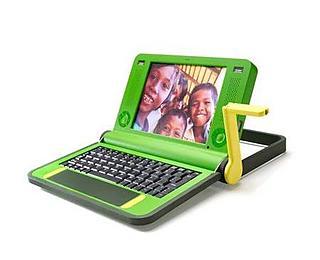 Prototipo de un ordenador barato para el Tercer Mundo