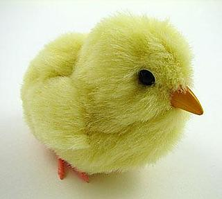 Your new best friend is a robotic baby chick