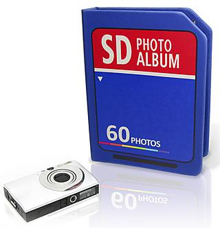 It looks like a real XXL SD memory card!