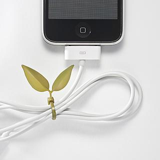 This little leaf will give your iPhone a new look